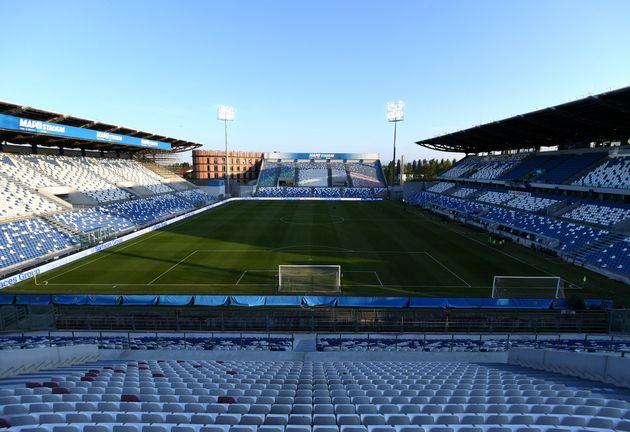 Calcio, finale di Coppa Italia con pubblico a Reggio