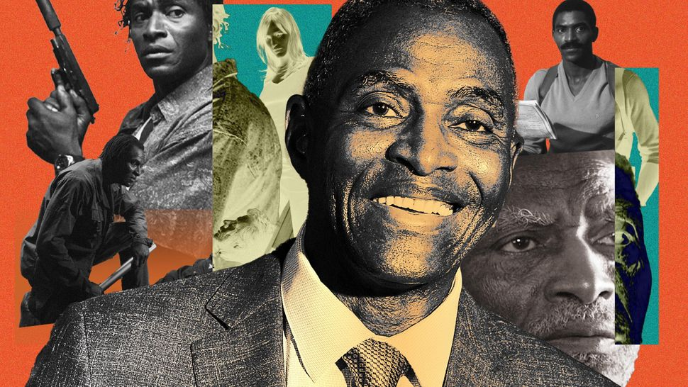 """""""I'm myself, for better or worse. I'm still who I was when I got here,"""" actor Carl Lumbly told HuffPost of"""
