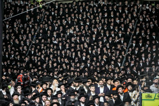 La peregrinación a Meron en Israel para Lag Baomer mata a decenas