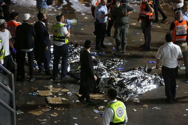Ισραήλ: Τραγωδία με δεκάδες νεκρούς που ποδοπατήθηκαν σε θρησκευτική