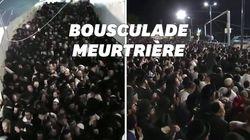"""Bousculade géante lors d'un pèlerinage en Israël, des """"dizaines de"""