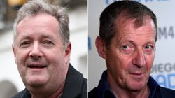 Piers Morgan Attempts To Give Alistair Campbell Advice After He Lands Good Morning Britain