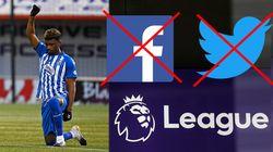 Pourquoi le monde du sport va boycotter les réseaux sociaux ce