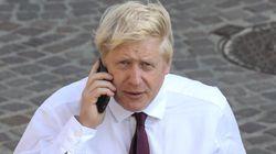 Le numéro de portable de Boris Johnson traîne sur Internet depuis 15 ans et c'est potentiellement