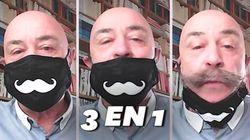 TRIBUNE - Dites comment vous portez votre masque et ce sociologue vous dira qui vous