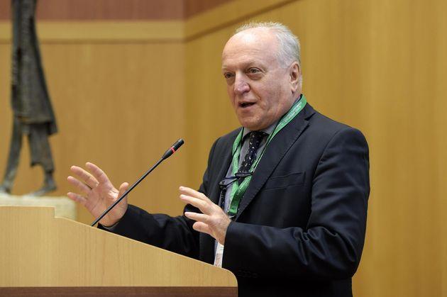 Edo Ronchi, presidente della Fondazione per lo sviluppo