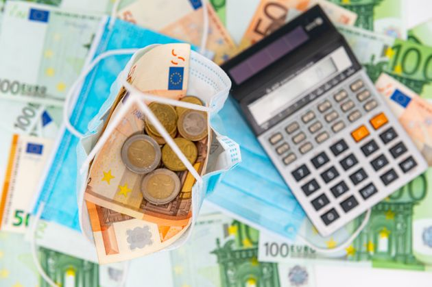 Ο κορονοϊός στοιχίζει πολύ ακριβά στην ευρωπαίκή οικονομία.