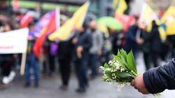 Pour le 1er mai, l'union de la gauche se fait encore depuis le