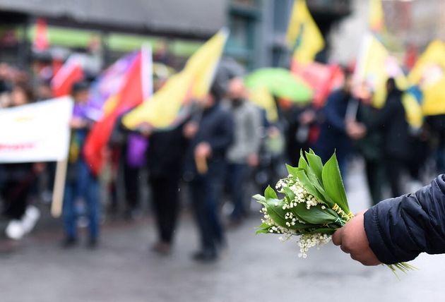 Pour le 1er mai, l'union de la gauche se fait encore depuis le Nord (photo d'illustration prise le 1er...