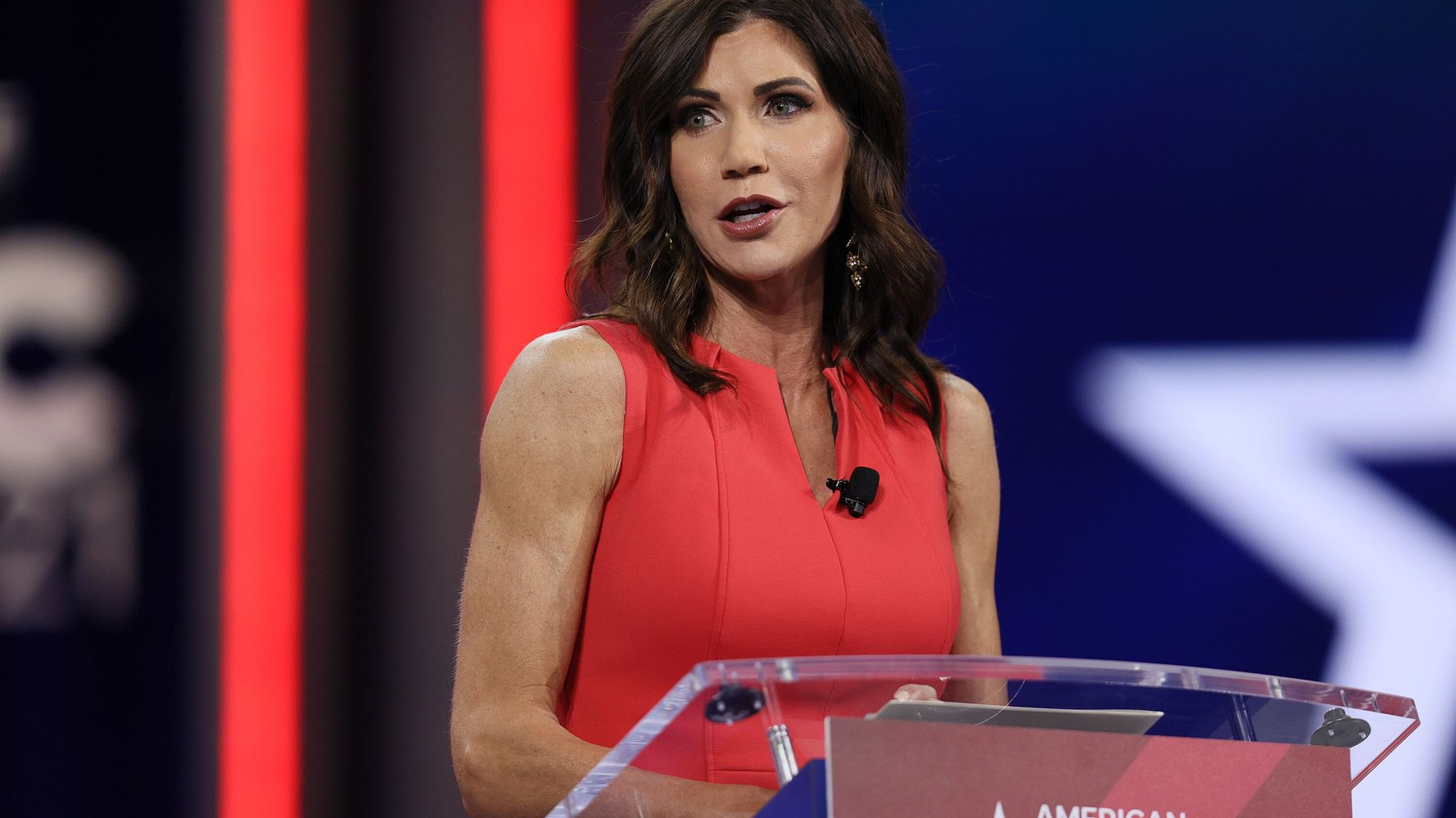 Kristi Noem To Sue Biden Administration After Fireworks Denied At Mount Rushmore