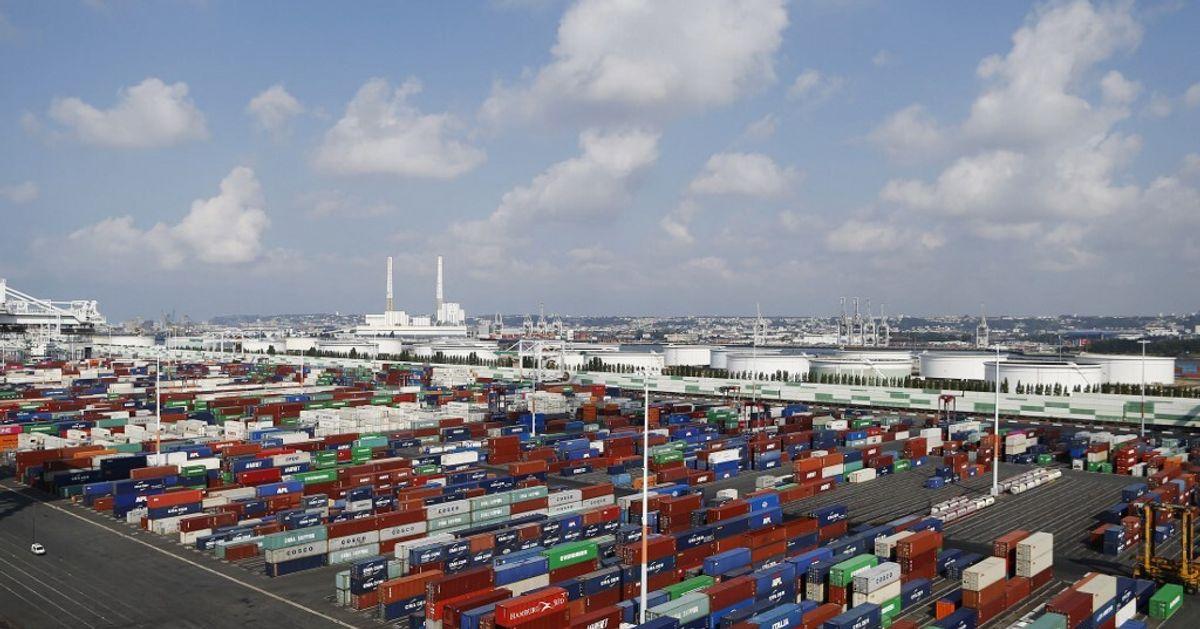 Image Covid: cluster au Havre dans un navire, suspicion de variant indien