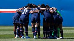 Le PSG féminin, première équipe de foot française à rejouer devant du