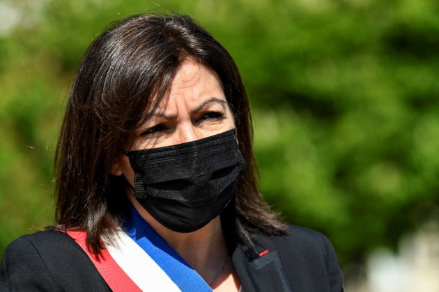 Anne Hidalgo, ici à Paris, le 24 avril