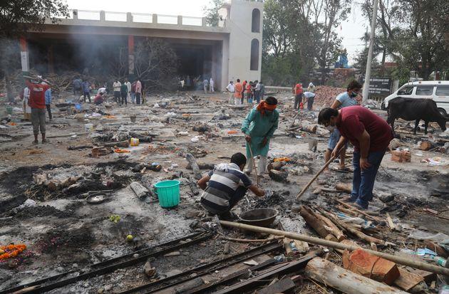 Ινδία: Νέο εθνικό τραγικό ρεκόρ θανάτων από