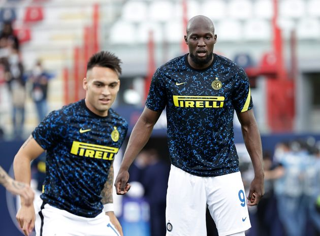 Soccer Football - Serie A - Crotone v Inter Milan - Stadio Ezio Scida, Crotone, Italy - May 1, 2021 Inter...