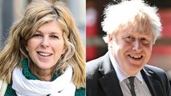 Kate Garraway Reveals The 'Very Personal' Note Boris Johnson Sent About Husband's Covid