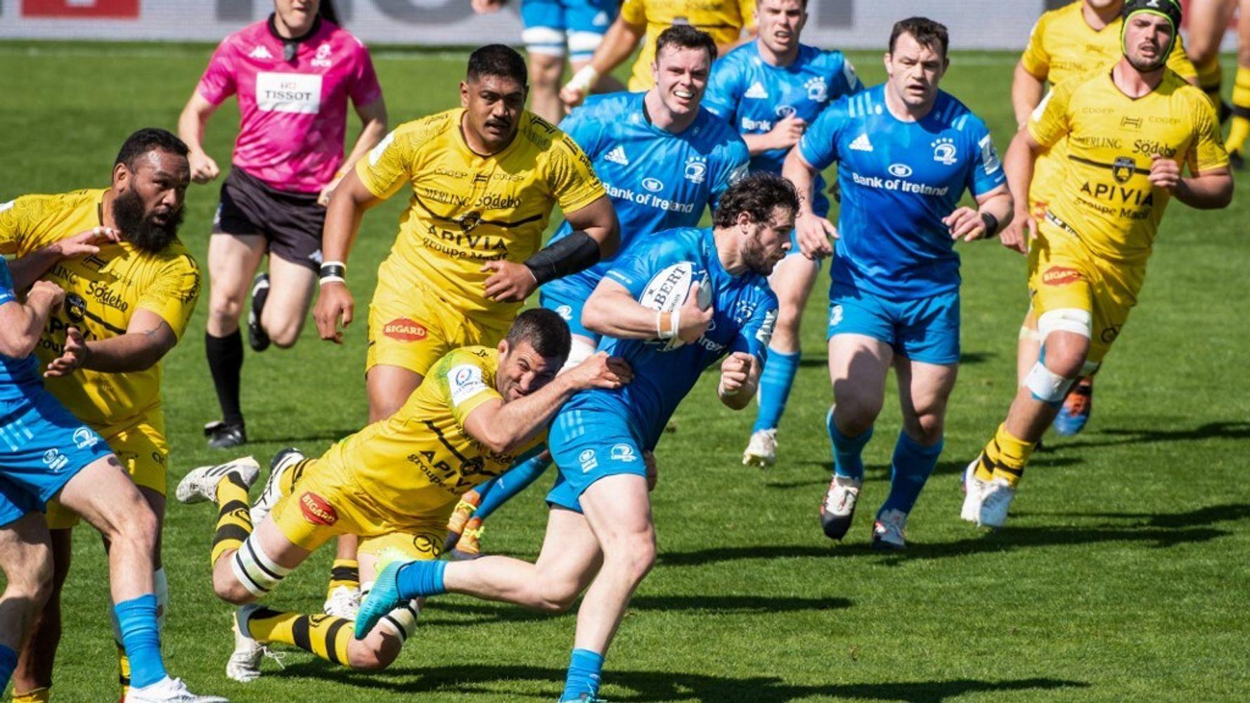 Rugby: la Rochelle rejoint Toulouse en finale de la Coupe d'Euope