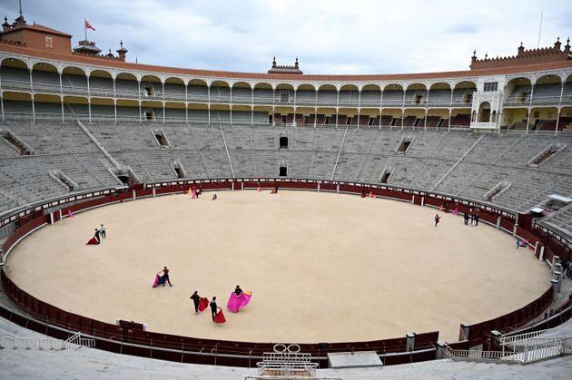 Plaza de toros de Las