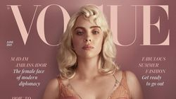 Billie Eilish Already Knows What Critics Will Say About Her Revealing British Vogue