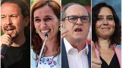 Los partidos echan el resto en el cierre de la campaña más