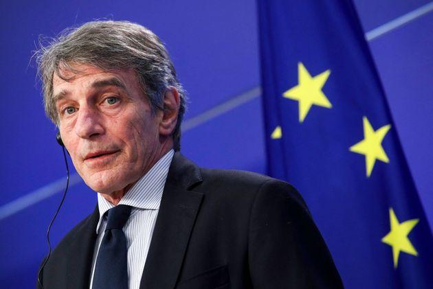 European Parliament President David