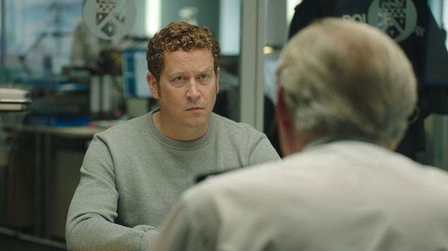 Nigel Boyle has played DCI Ian Buckells in three series of Line Of
