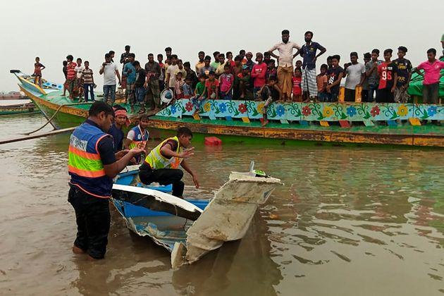Σύγκρουση πλοίων σε ποτάμι στο Μπαγκλαντές - Τουλάχιστον 26