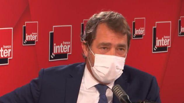 Le président du groupe LREM à l'Assemblée nationale, Christophe Castaner, a reconnu...