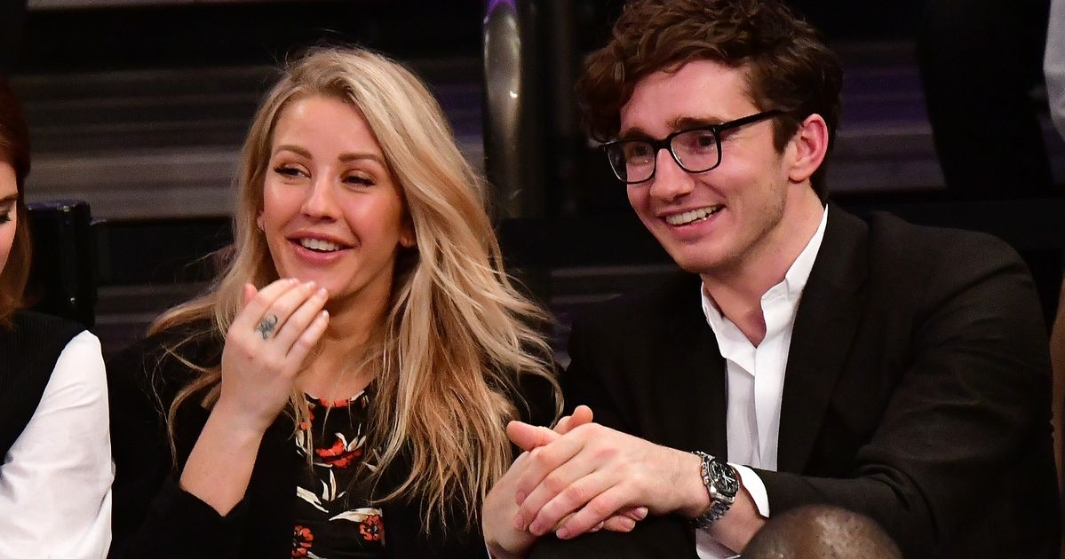 Ellie Goulding And Husband Caspar Jopling Have Welcomed Their First Child