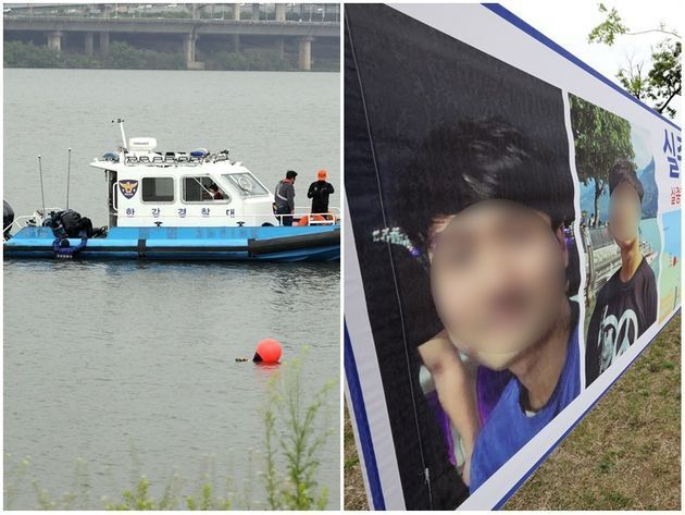 경찰이 '한강 실종 대학생' 사건 관련해 블랙박스 전수 조사에