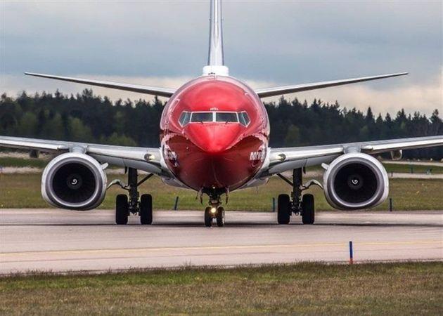Imagen de archivo de un avión de