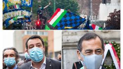 Sulla festa scudetto dell'Inter Salvini attacca Sala: