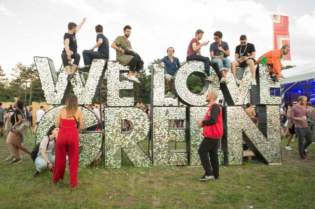 Le festival We Love Green en juin