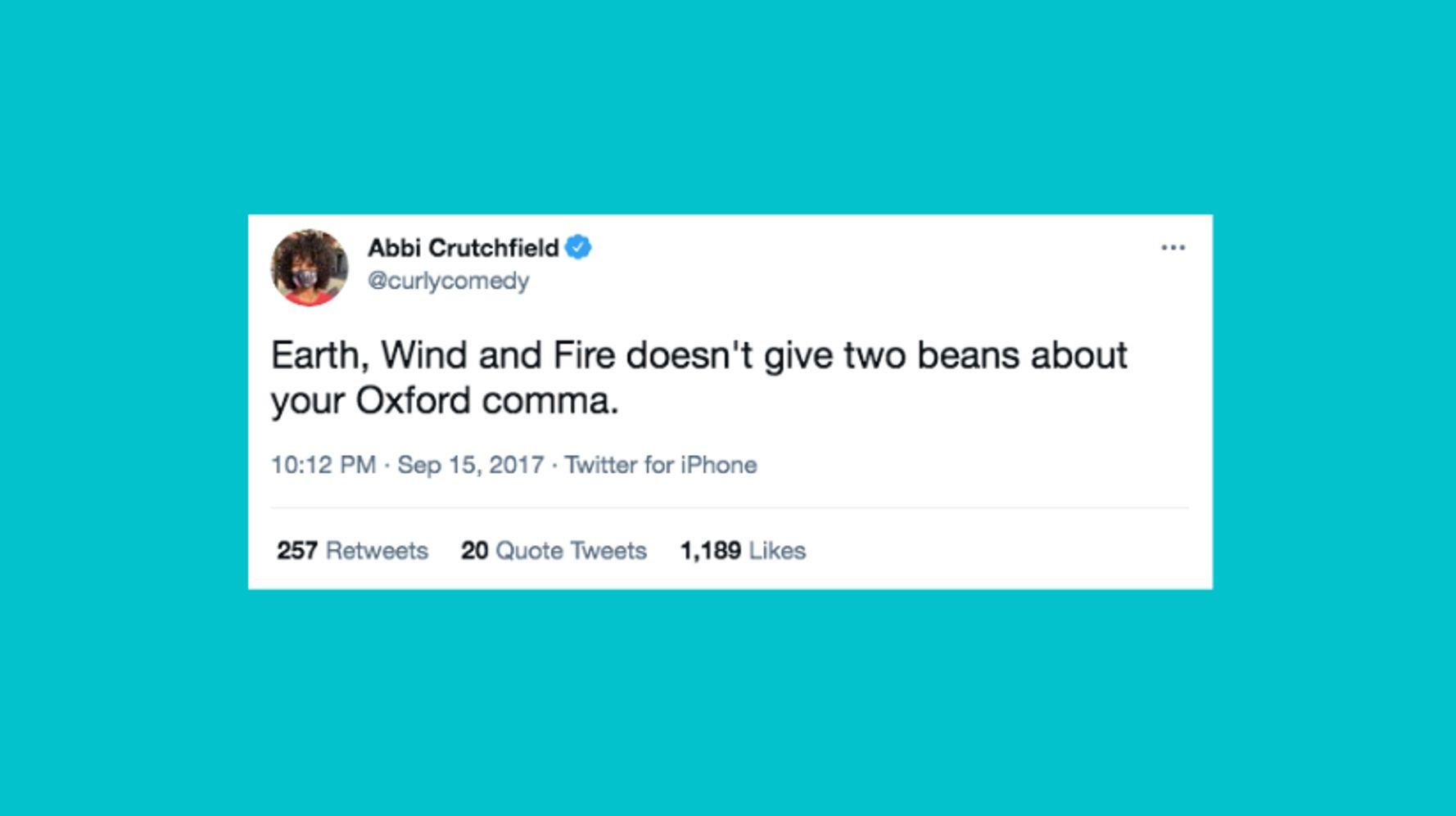 Funny Tweets For Grammar Nerds