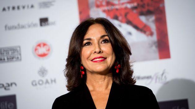 Isabel Gemio, en un