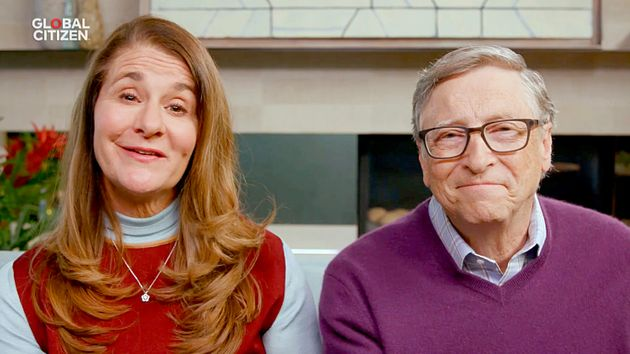 Bill And Melinda Gates Announce