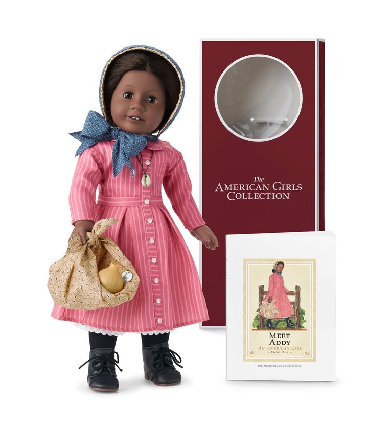 The 35th Anniversary Collection will feature each signature 18-inch doll dressed in her original outfit and the first paperback book in her series with a vintage cover.