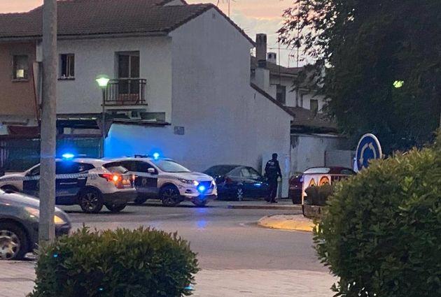 La Policía tras un tiroteo en Ciudad