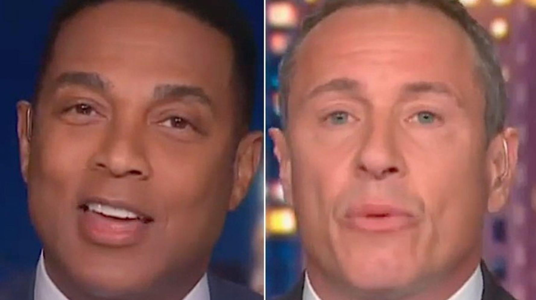 'Furious' Don Lemon Loses His Cool After Chris Cuomo Has Rick Santorum On