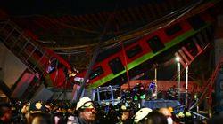 Al menos 23 muertos y 70 heridos por un derrumbe en el metro de
