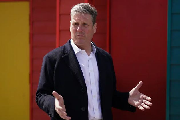 Keir Starmer Accepts 'Full Responsibility' For Hartlepool