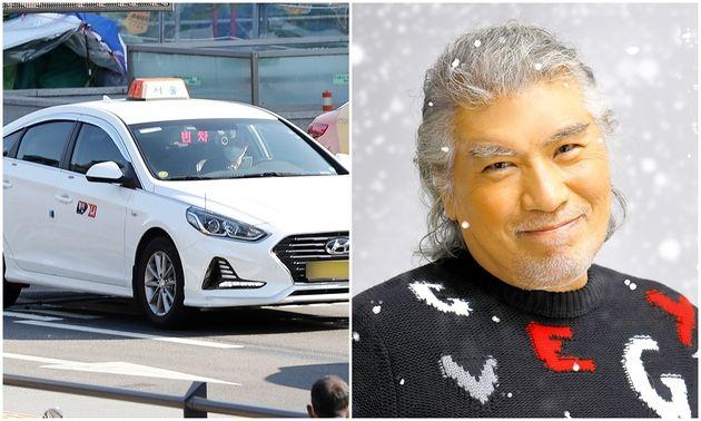 가수 나훈아의 노래를 틀지 않았다며 택시기사를 때린 60대가