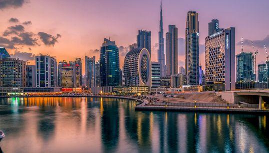 Dubai, dove la vita scorre di