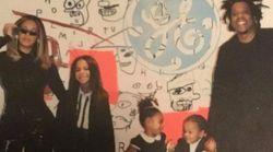 Les enfants de Beyoncé et Jay-Z ont bien