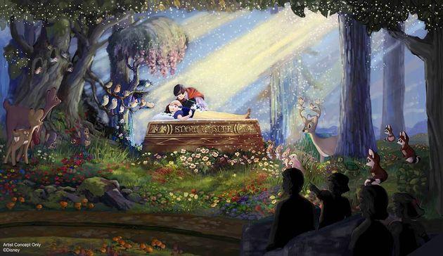 Snow White's Scary