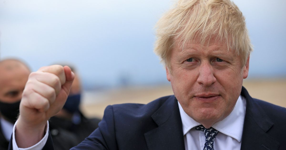 No.10 Refuses To Deny Boris Johnson Asked Donors To Pay Childcare Costs