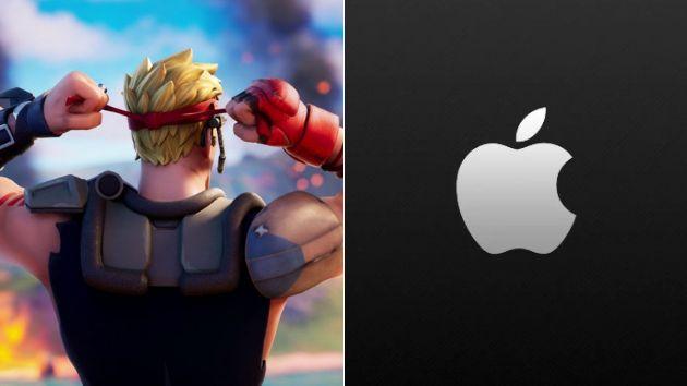 Epic Games se enfrenta en los tribunales a Apple.