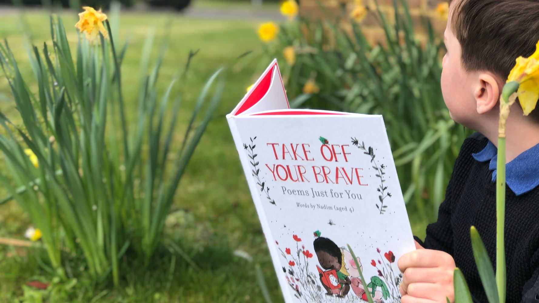 You Need To Read This Poetry Book. It's By A 5-Year-Old
