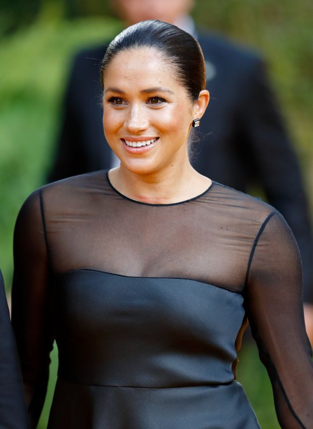 Meghan Markle Announces Details Of Her First Childrens Book, The Bench