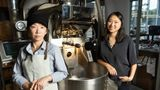 Rachel and Jiyoon Han are the mother-daughter team behind Bean & Bean in Queens, NY.